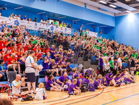 BE A PART OF THE WESTFIELD HEALTH BRITISH TRANSPLANT GAMES
