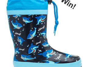Win a Pair of Wellies!