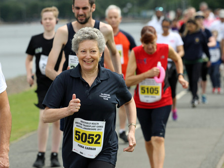 THE DONOR RUN: COME AND RUN IN NEWPORT TO SUPPORT ORGAN DONATION