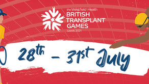 Dates revealed for the 2022 Westfield Health British Transplant Games in Leeds!