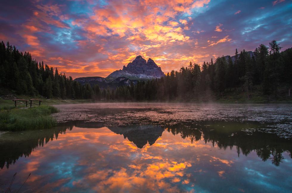 The Dolomities