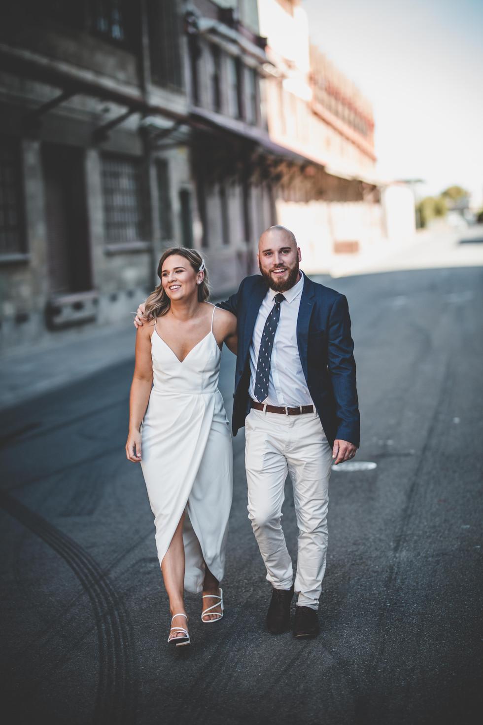 Nick & Olivia