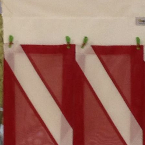 TWO POCKET DIVE FLAG MODEL WITH ZIPPER POCKET