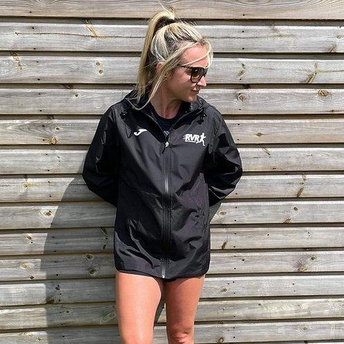 Ribble Valley Runners lightweight rainjacket