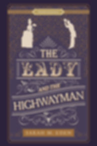 The Lady and the Highwayman cover - FINA