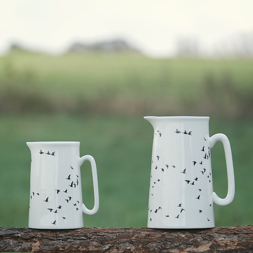 Set of Middle and Large Jugs