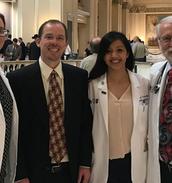 Dr Weisz & Students