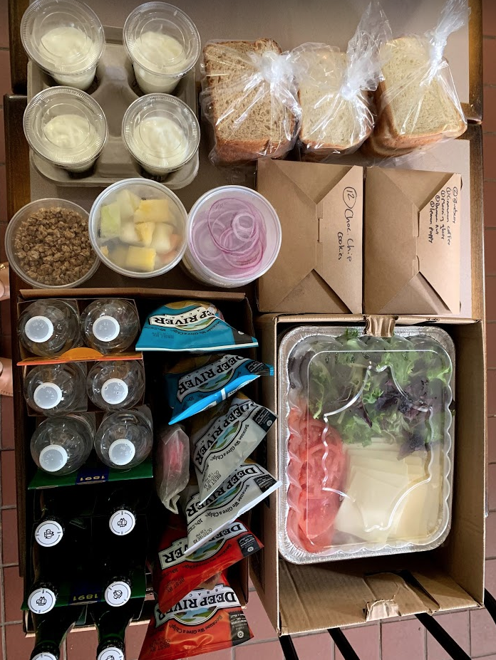 Deli Lunch To Go