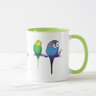 green_budgie_parrot_bird_mug