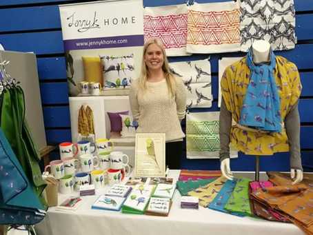 Sales, Smiles and Success for Jenny K Home at the Budgerigar Society World Championship Show 2018
