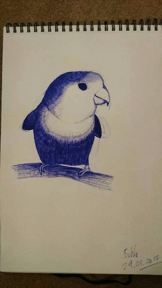 Bubba Sketch 2