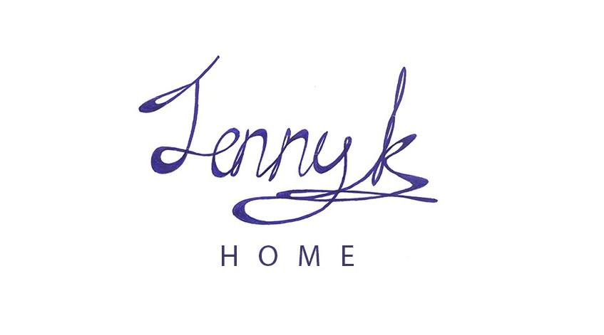 Brand Logo Jennyk HOME rectangle