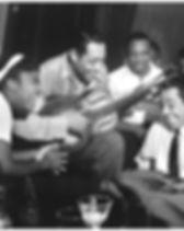 Duke Ellington, Cab Calloway, Sister Rosetta Tharp Rex Stewart