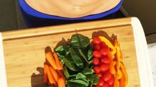 Fruits-n-Veggies color wheel & health benefits