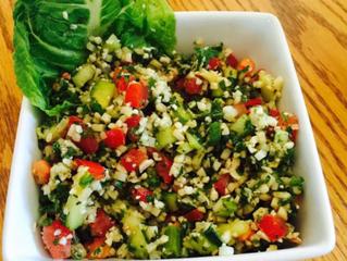 Salads!- Get Creative!