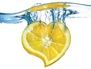 Lemon & Water