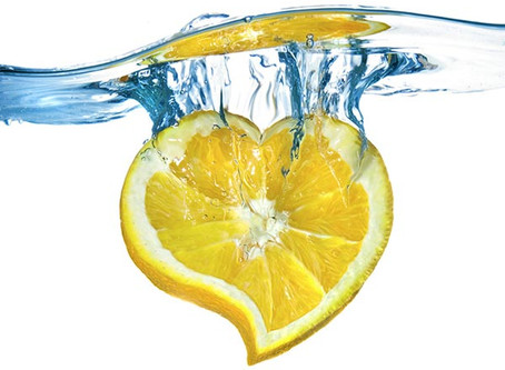 Lemon & Water