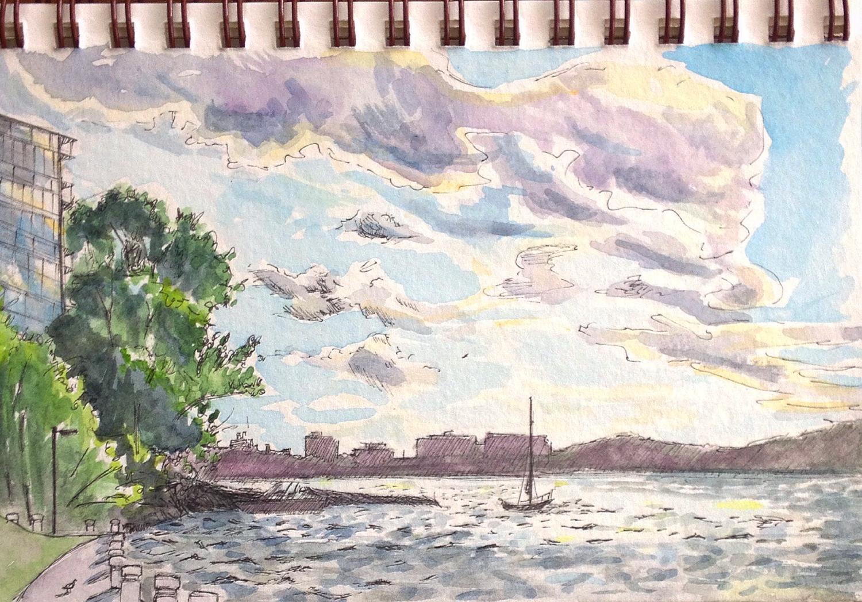 """""""Lake Mendota"""""""