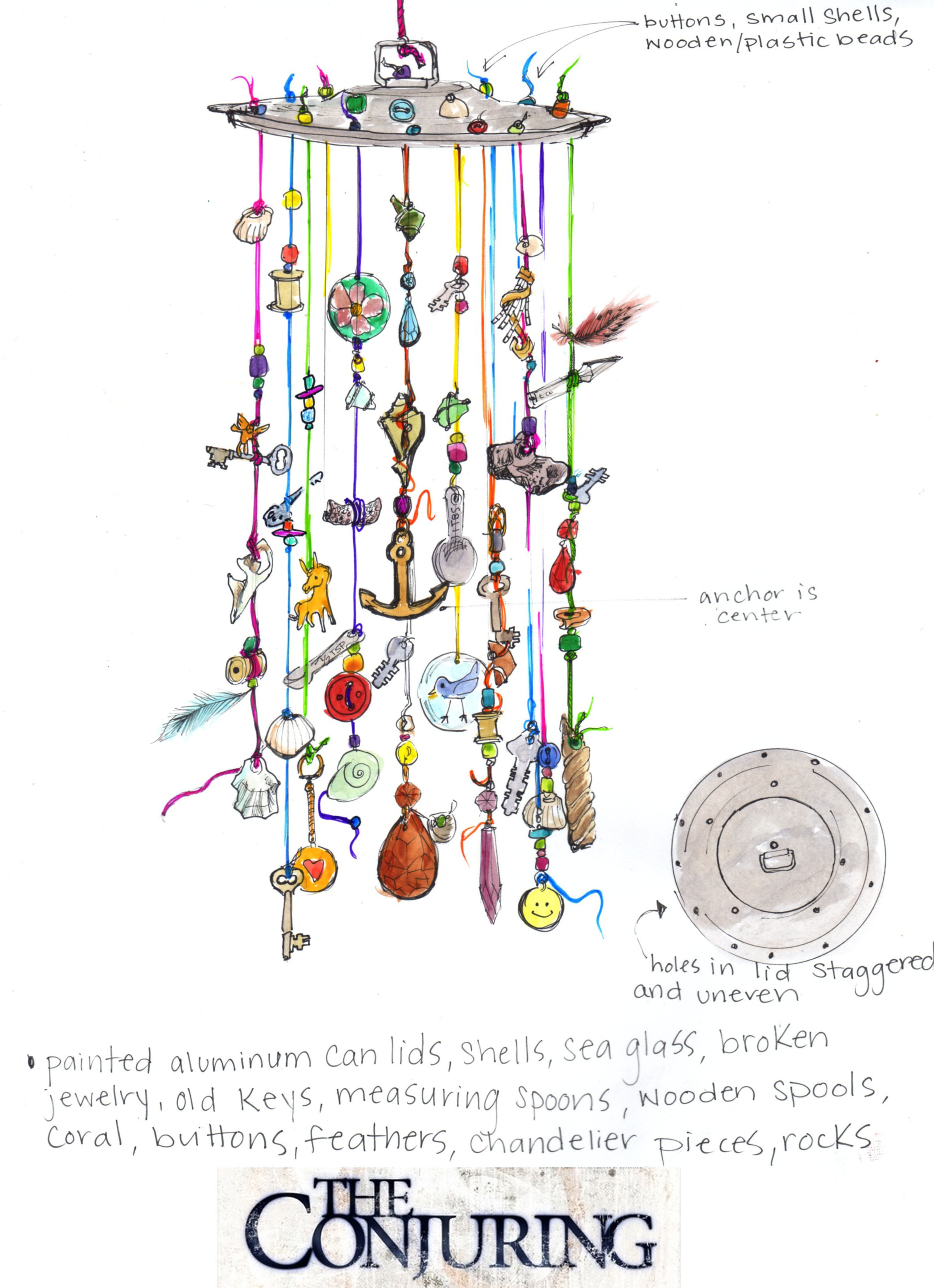 Wind Chime concept