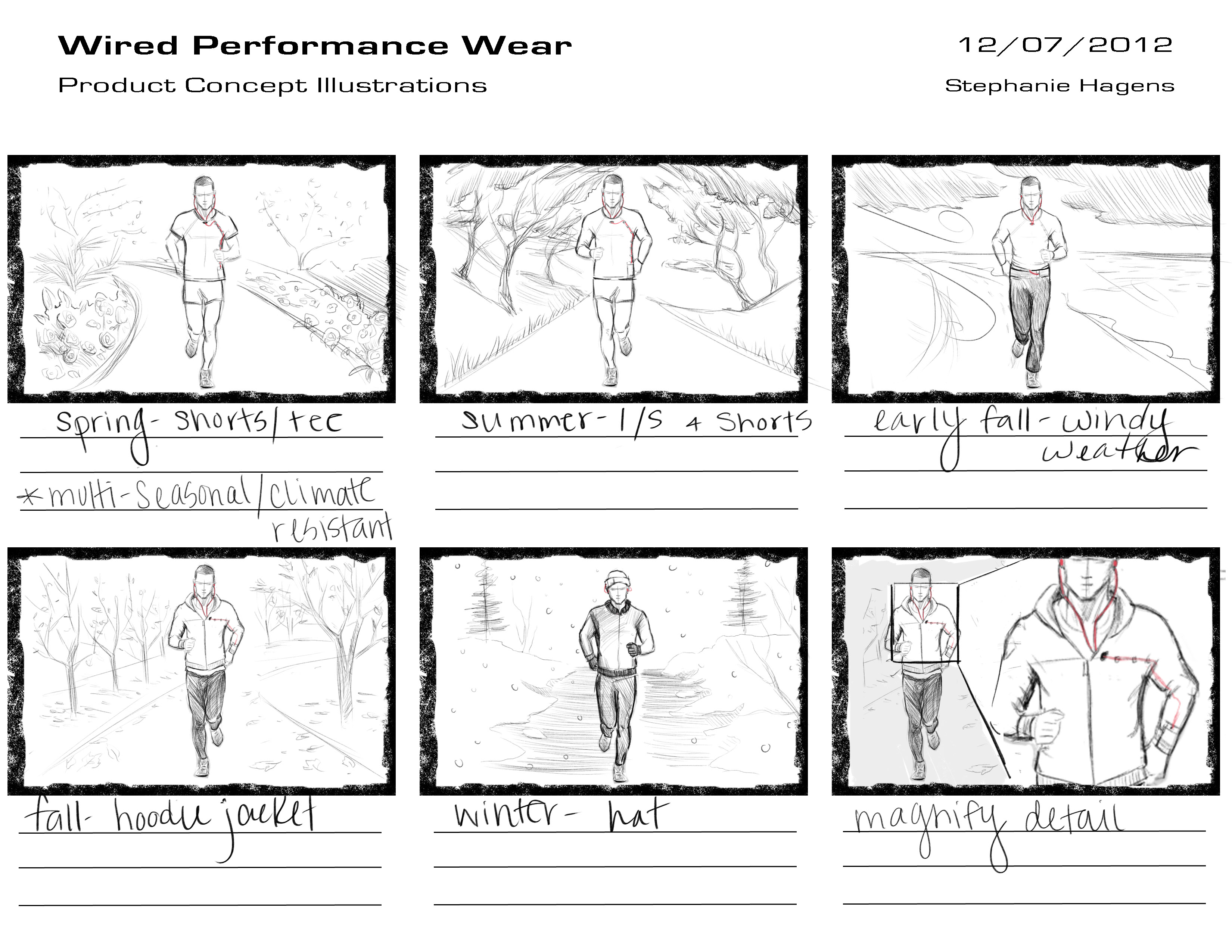 Wired Storyboard