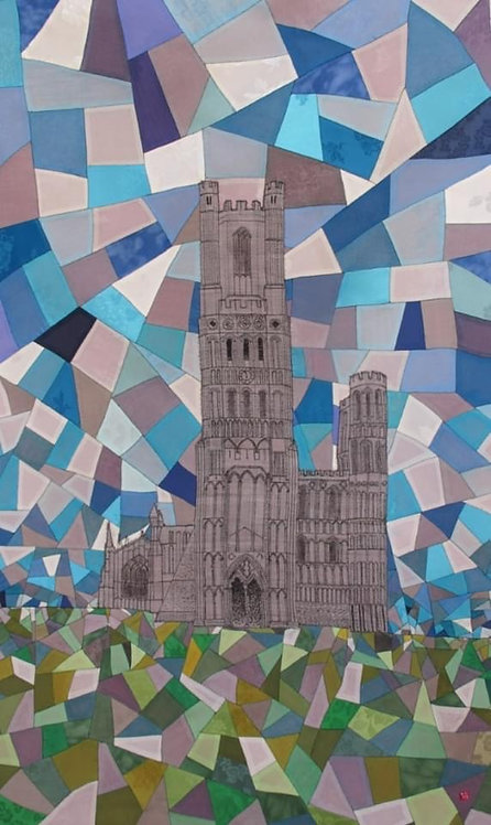 Card 1 - Ely Cathedral