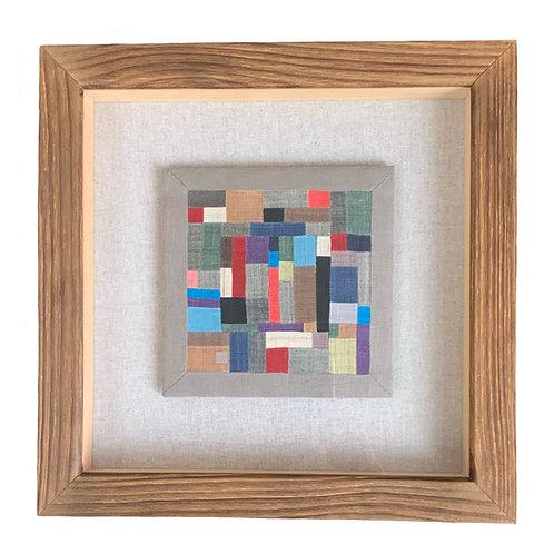 Framed Bojagi 3