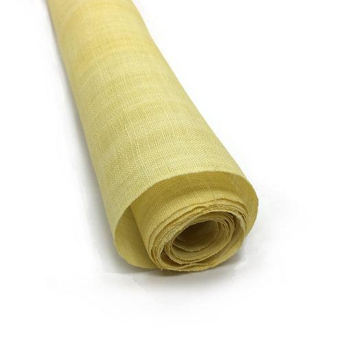 Ramie Yellow #4 30x30cm