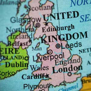 Importing freight to UK