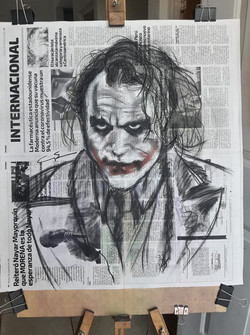 The Joker is still news