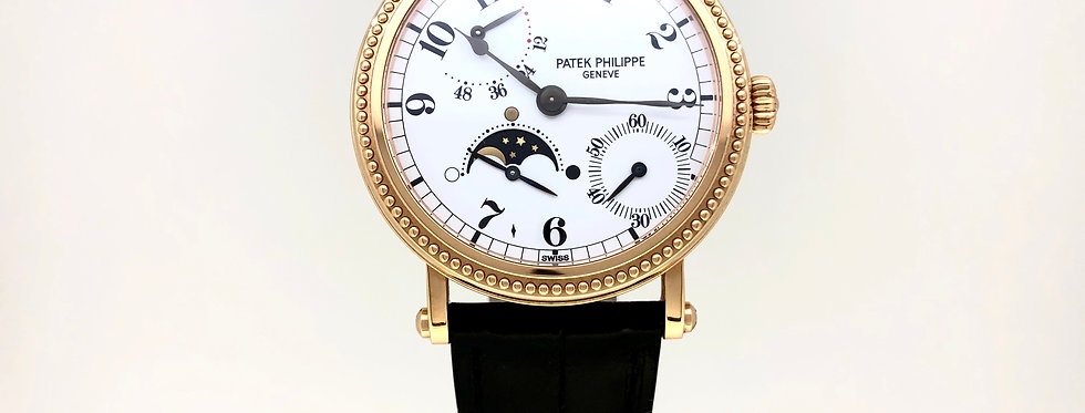 PATEK PHILIPPE 5015 YELLOW GOLD - 18.500€
