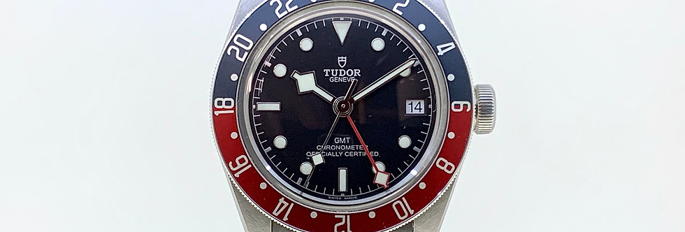 TUDOR BLACK BAY GMT PEPSI - 3.600€
