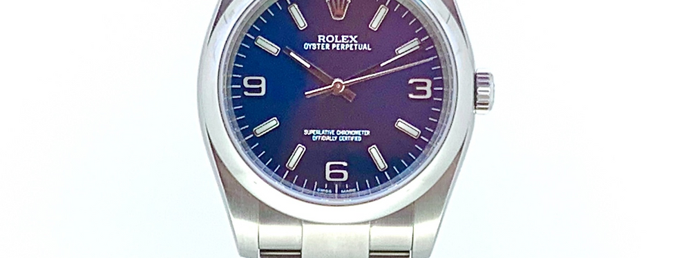 ROLEX OYSTER PERPETUAL 36 - 116000 - 5.300€
