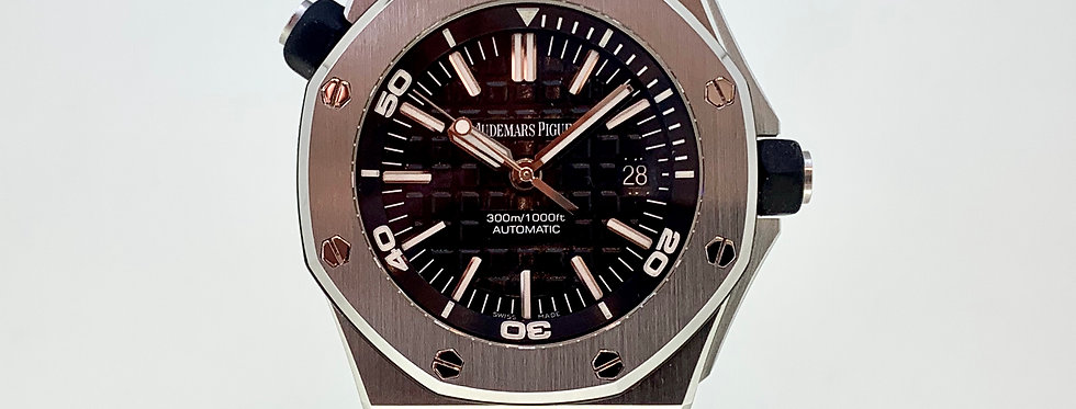 AUDEMARS PIGUET ROYAL OAK OFFSHORE DIVER - 14.000€