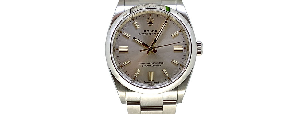 ROLEX OYSTER PERPETUAL 36 - 126000 - 7.300€