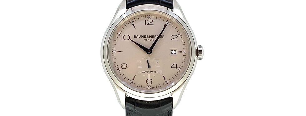 BAUME & MERCIER CLIFTON SMALL SECOND - 1.250€