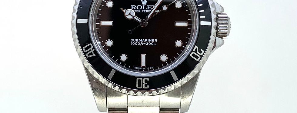 ROLEX SUBMARINER 14060 - 7.600€