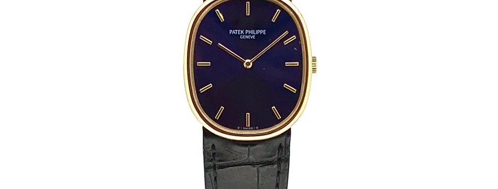PATEK PHILIPPE ELLIPSE 18CT YELLOW GOLD - 6.900€