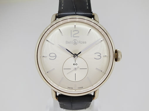 BELL & ROSS SILVER AUTOMATIC NOS - 1.800€