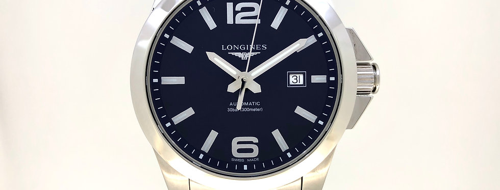LONGINES CONQUEST 43MM - 850€