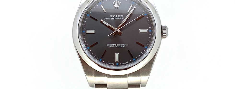 ROLEX OYSTER PERPETUAL 39 - 114300 - 6.650€