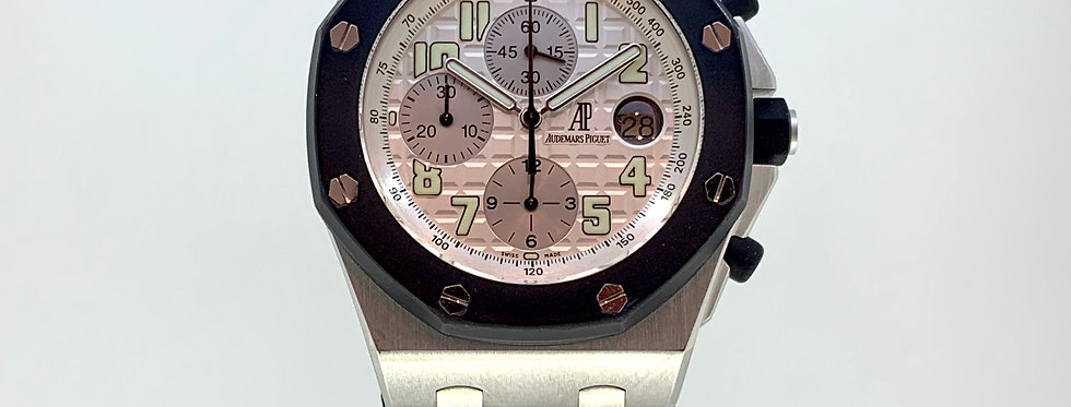 AUDEMARS PIGUET ROYAL OAK OFFSHORE - 13.800€