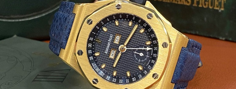 AUDEMARS PIGUET ROYAL OAK OFFSHORE TRIPLE DATE - 22.900€