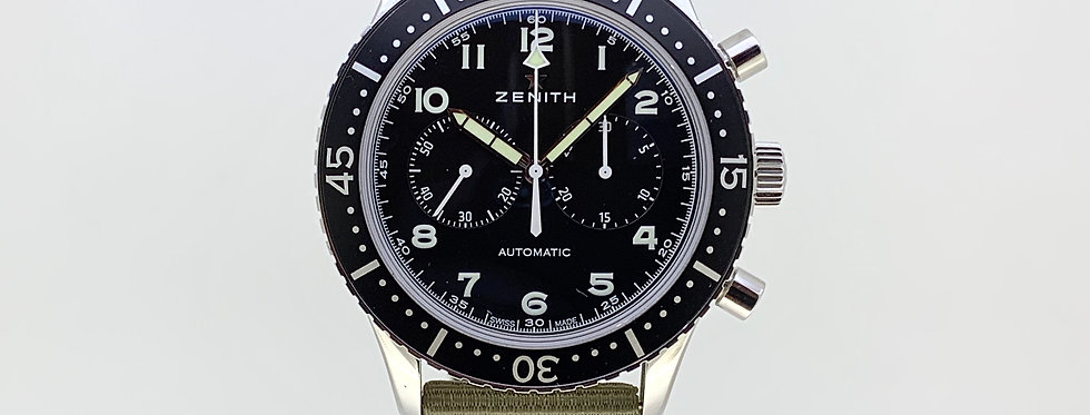 ZENITH PILOT TIPO CP-2 LIMITED - 5.800€