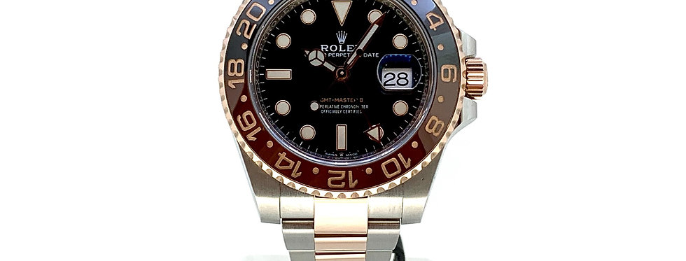 "ROLEX GMT-MASTER II ""ROOTBEER"" - 126711CHNR - 16.800€"
