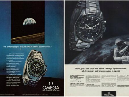 Omega Speedmaster, un CHRONO à la destinée inattendue.