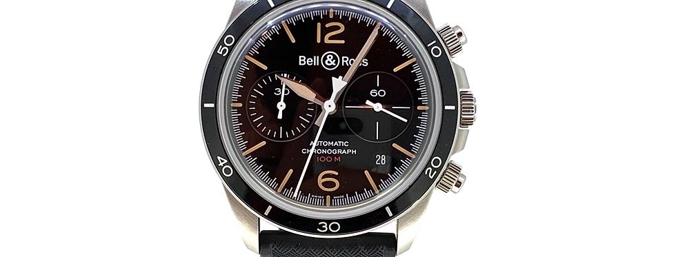 BELL & ROSS BR V2-94 HERITAGE BRAND NEW - 2.750€