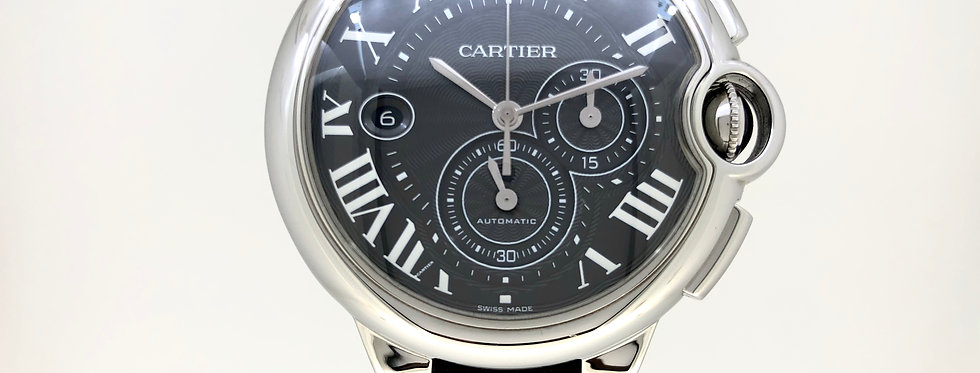 CARTIER BALLON BLEU CHRONO - 5.900€