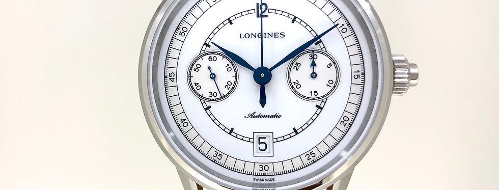 LONGINES SINGLE PUSH CHRONOGRAPH - 2.400€