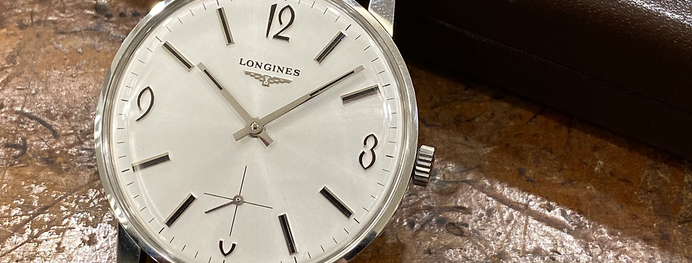 LONGINES SMALL SECOND VINTAGE - 950€