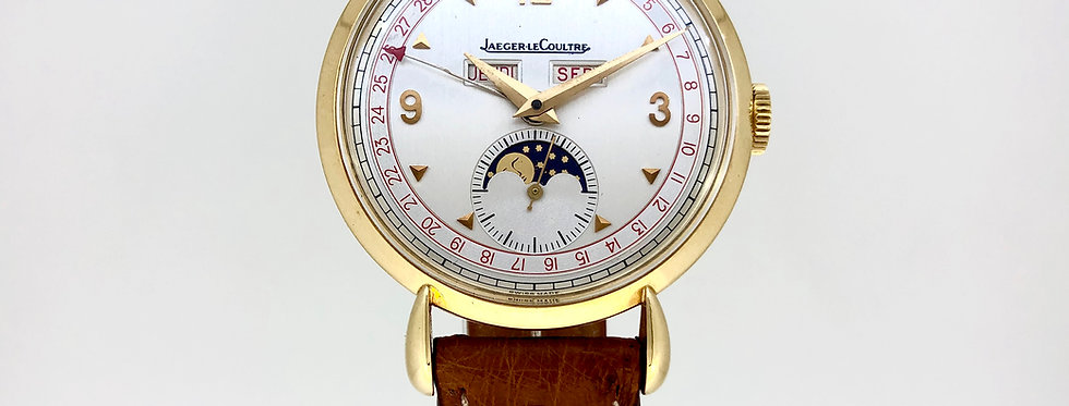 JAEGER LECOULTRE TRIPLE DATE MOONPHASE - 7.500€